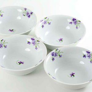 juego-4-boles-porcelana-violetas