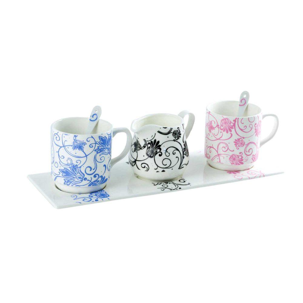 juego cafe porcelana paris