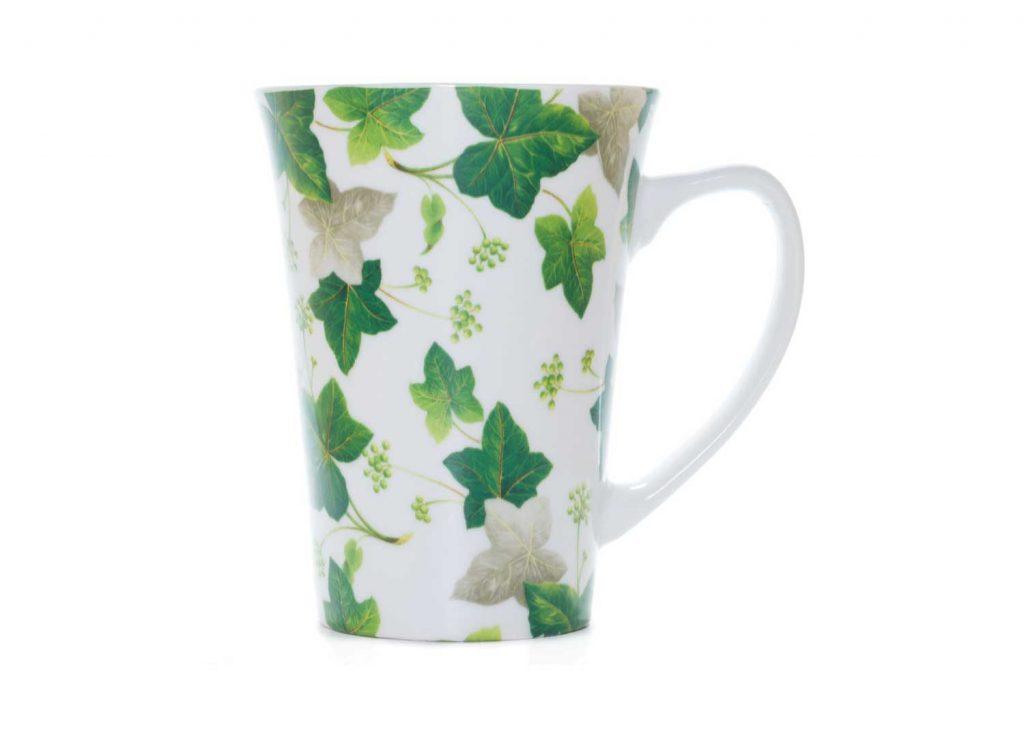 taza desayuno porcelana ivy
