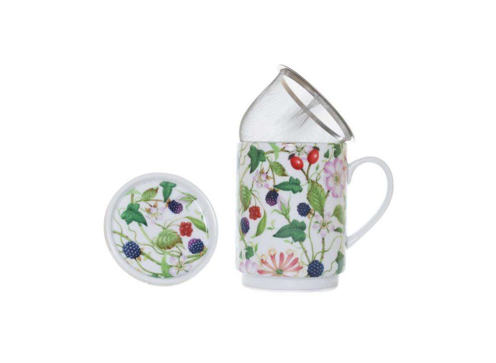taza te porcelana madre selva