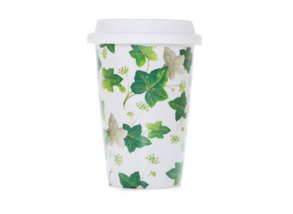 vaso americano porcelana ivy
