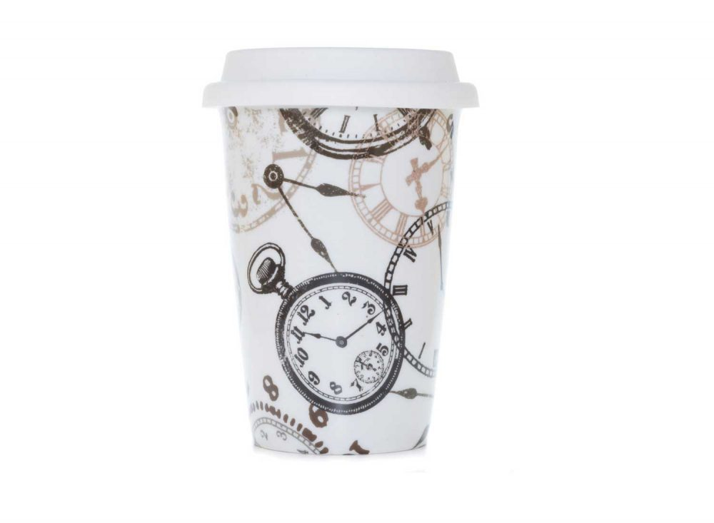 vaso americano porcelana relojes