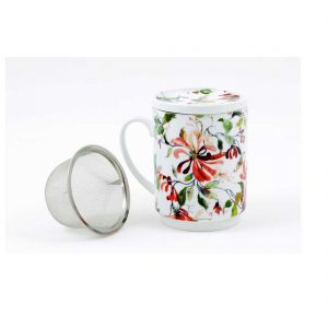 taza te porcelana honey