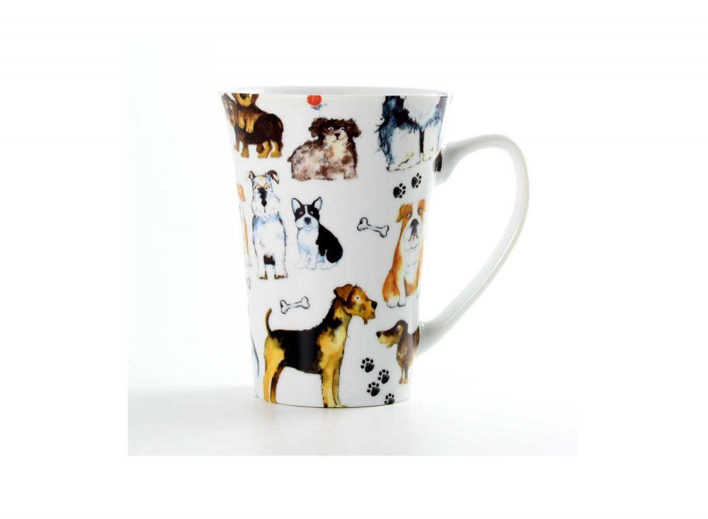taza-desayuno-porcelana-perros