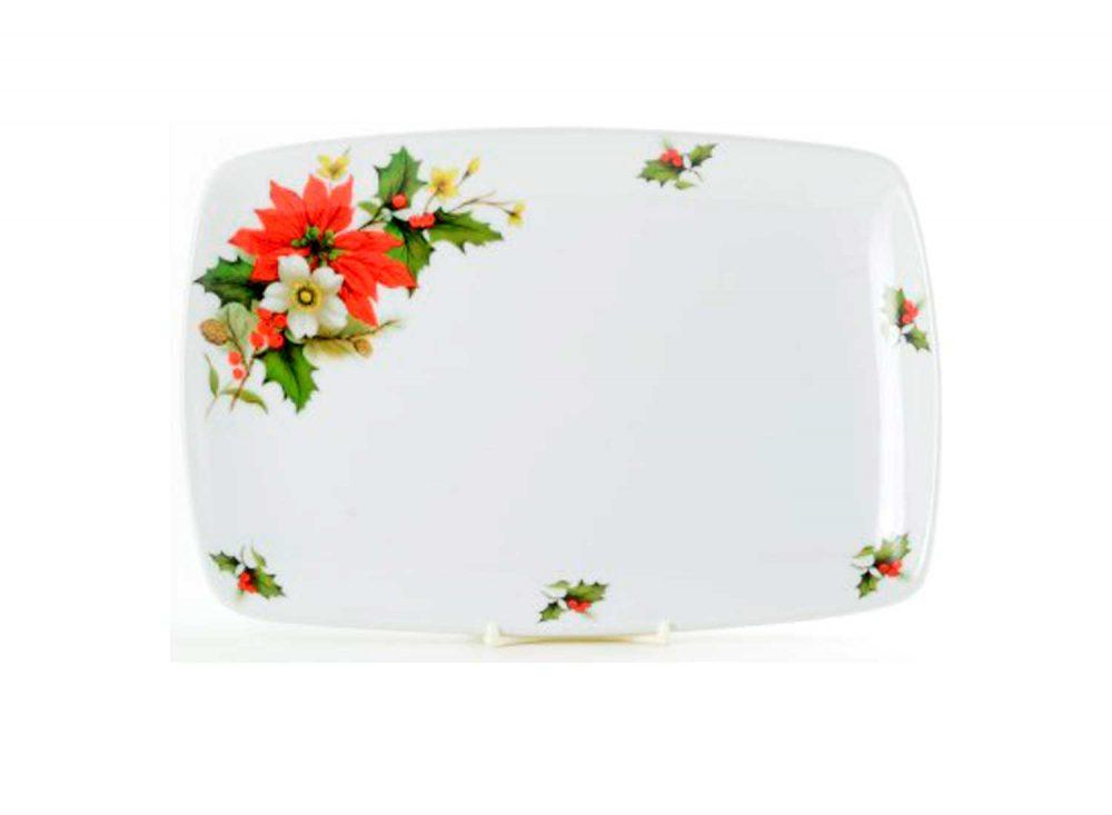 bandeja-rectangular-porcelana-navidad-ponsetia