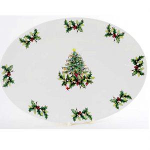 fuente-porcelana-36cm-navidad-abeto